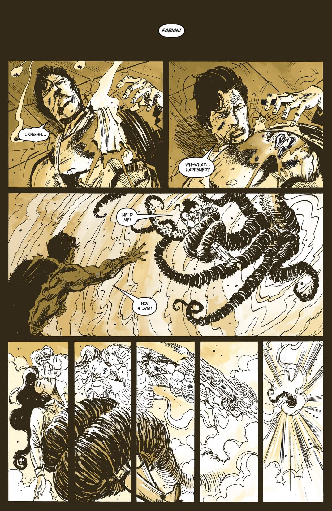 Five Ghosts #5
