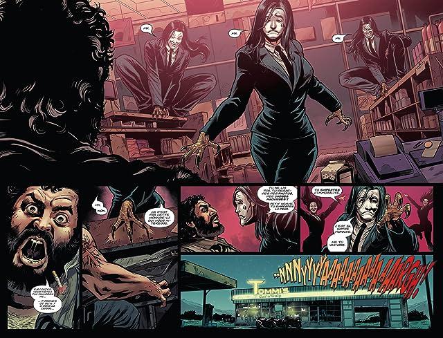 Vampirella Vol. 2: Une volée de corbeaux