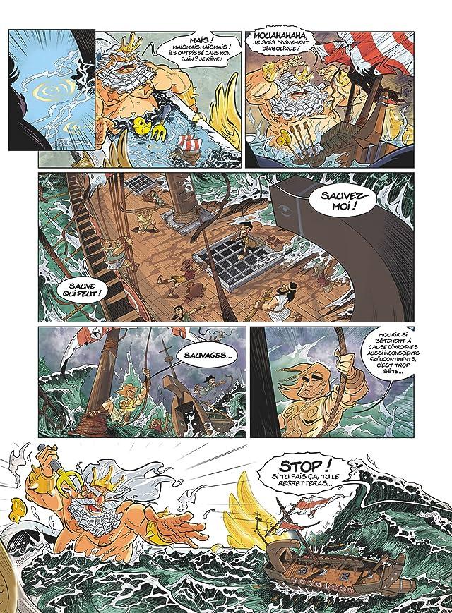 click for super-sized previews of Ulysse ! Vol. 1: La carte de Kyrozas
