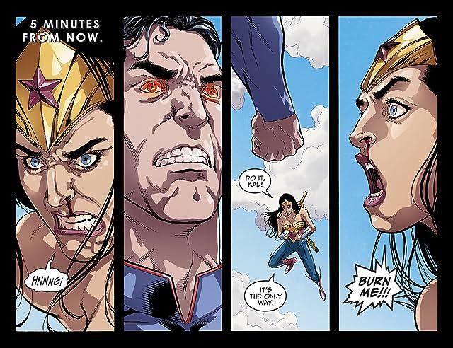 Injustice: Gods Among Us (2013) #29