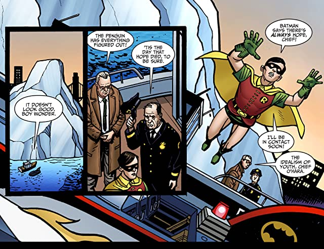 click for super-sized previews of Batman '66 #5