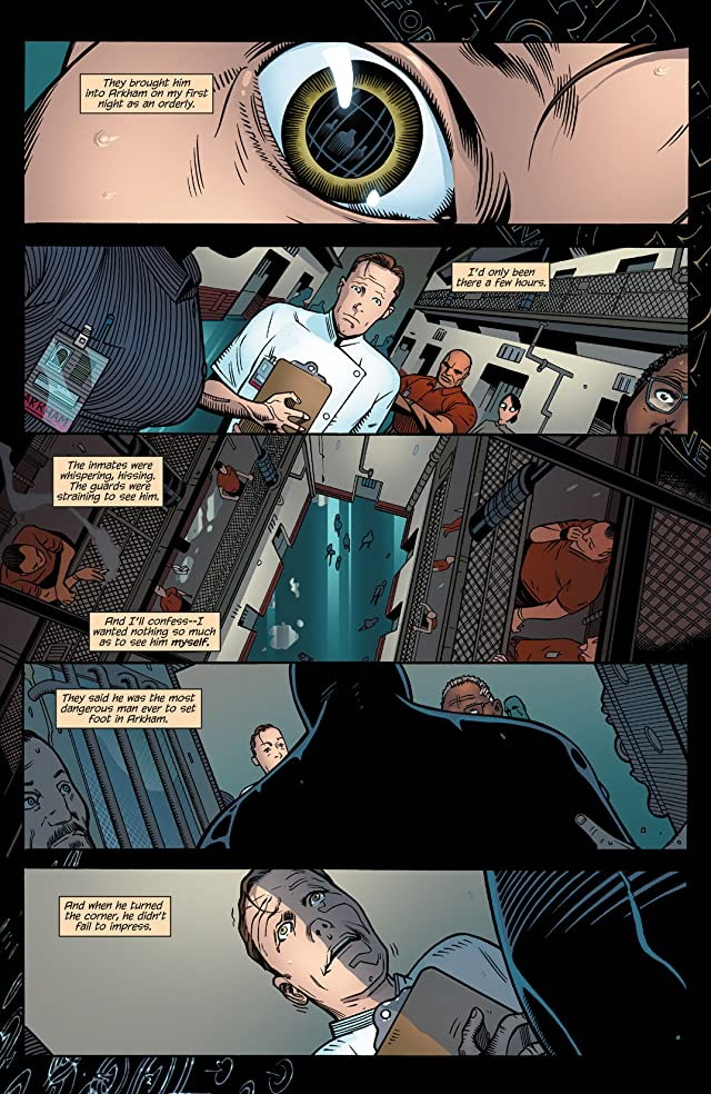 click for super-sized previews of Batman (2011-) #2: Annual