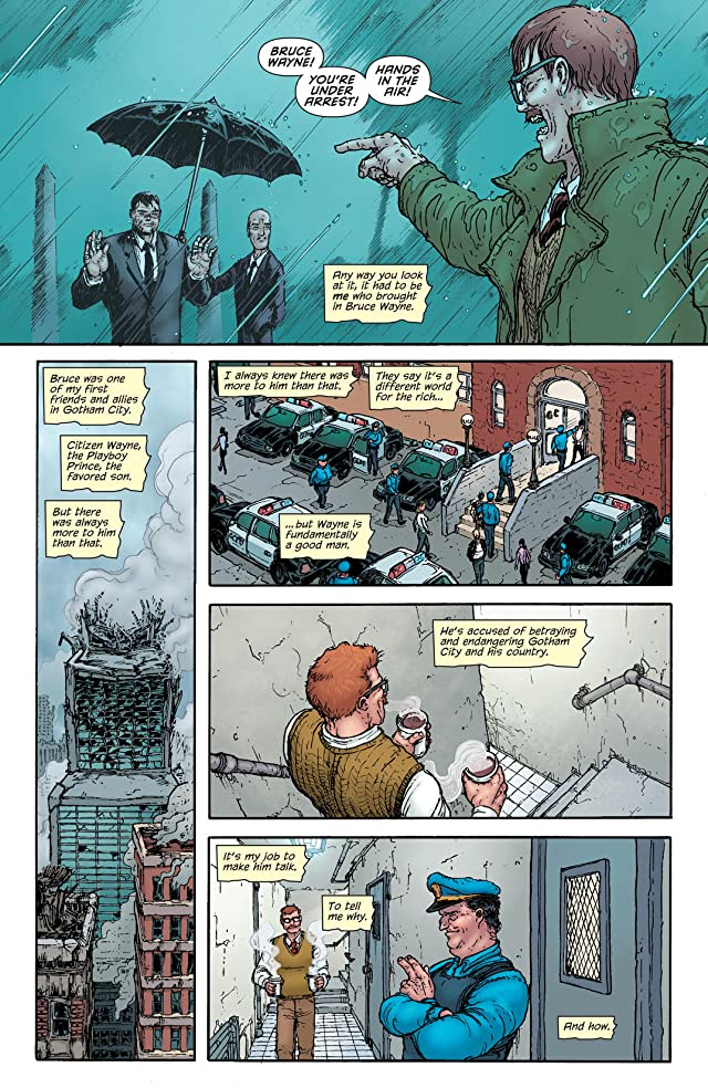 click for super-sized previews of Batman Incorporated (2012-2013) #13