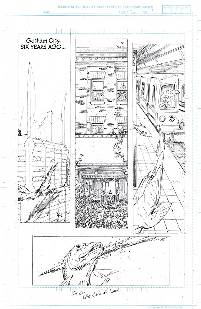 click for super-sized previews of Batman Zero Year Director's Cut #1