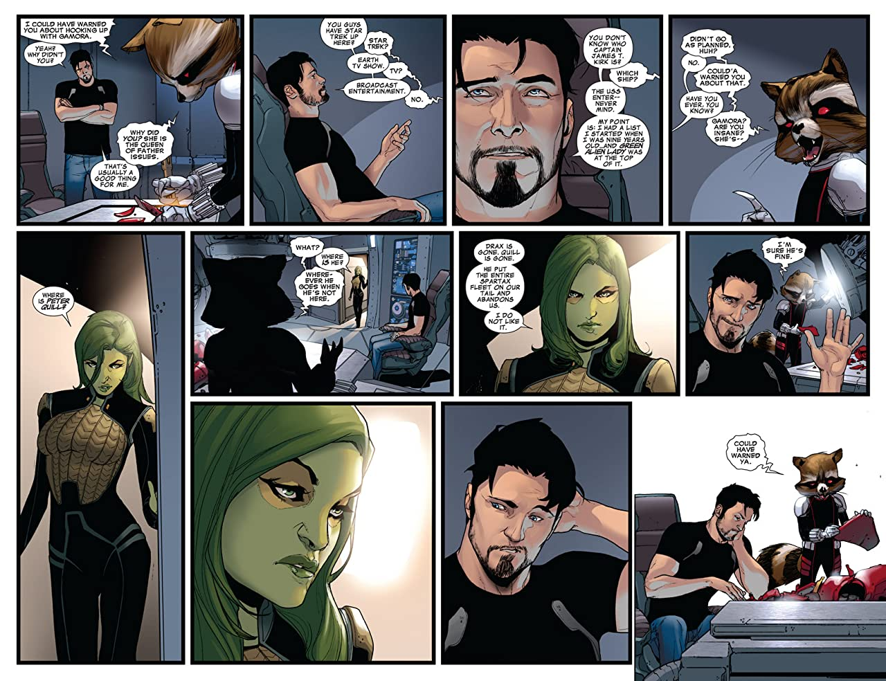 Guardians of the Galaxy (2013-2015) #5