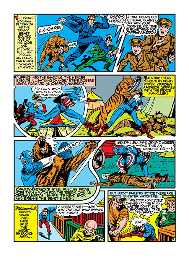 click for super-sized previews of Captain America Comics (1941-1950) #5