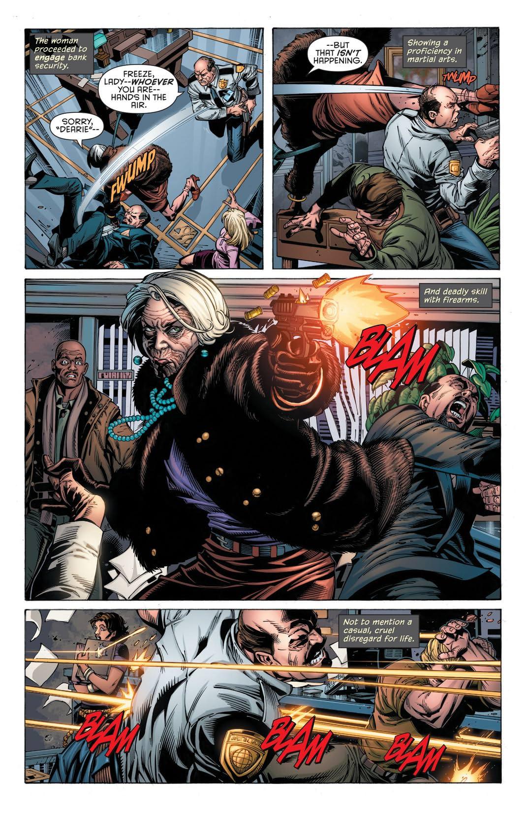 Detective Comics (2011-): Annual #2
