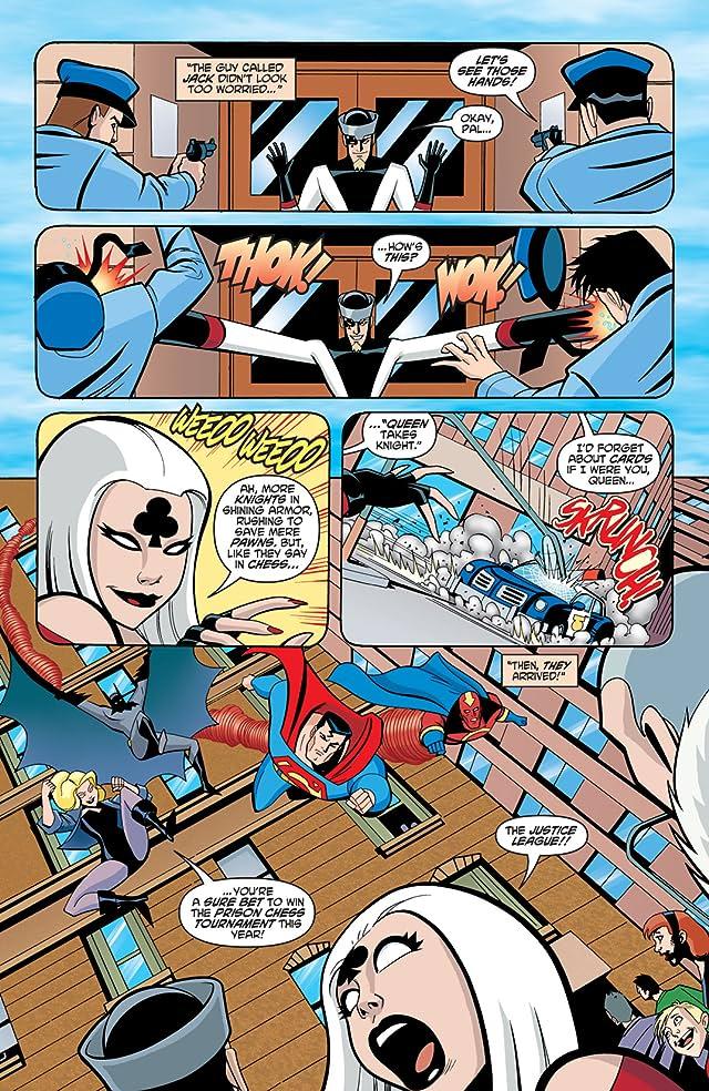 Justice League Unlimited #23