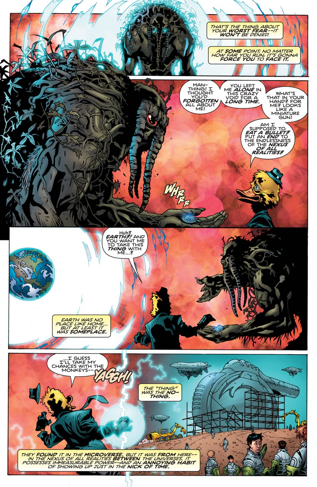 Fear Itself: Fearsome Four #4 (of 4)