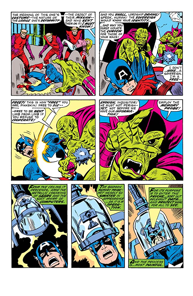 click for super-sized previews of Marvel Two-In-One (1974-1983) #5