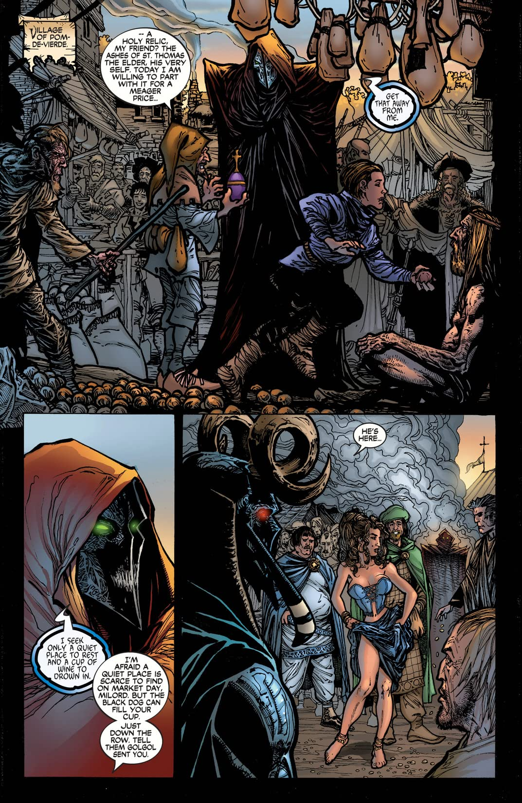 Spawn: The Dark Ages #7