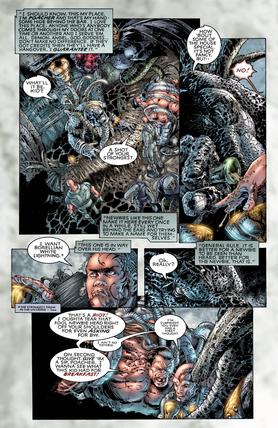 Curse of the Spawn #15