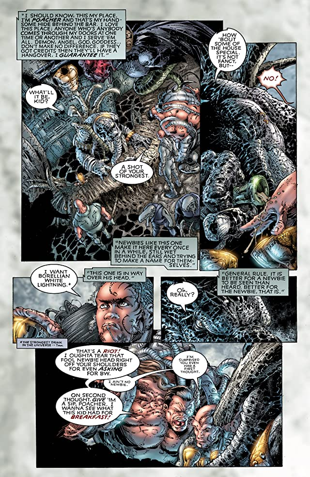 click for super-sized previews of Curse of the Spawn #15