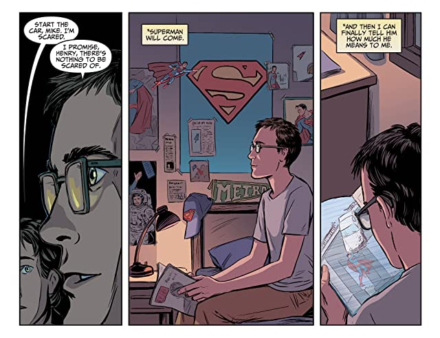 click for super-sized previews of Adventures of Superman (2013-2014) #15