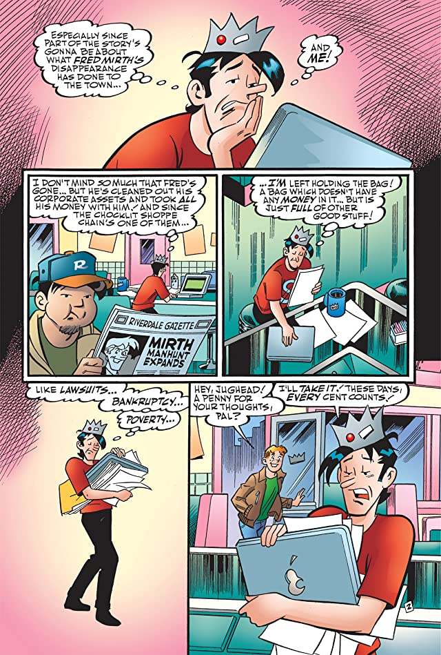 Archie Marries Veronica #31