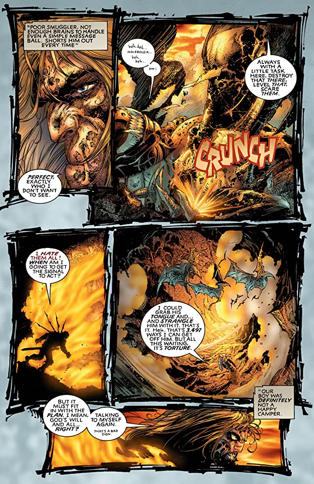 Curse of the Spawn #16