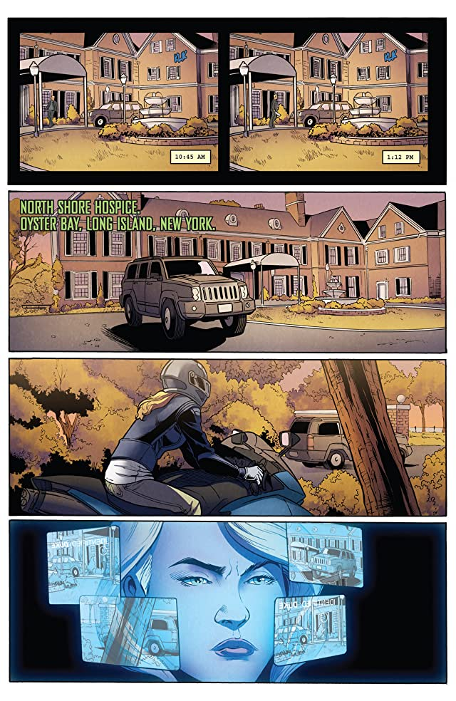 click for super-sized previews of G.I. Joe (2013-2014) #6