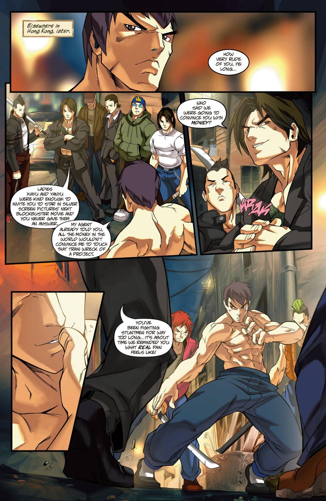 Street Fighter #8