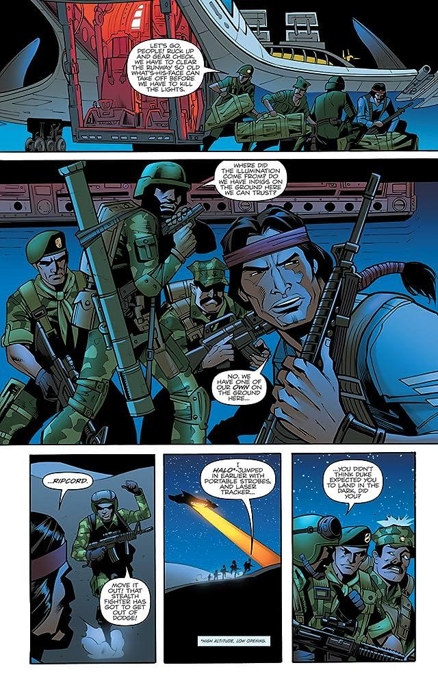 G.I. Joe: A Real American Hero Vol. 7