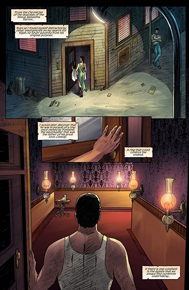 Grimm Fairy Tales: Zombies Cursed #2 (of 3)