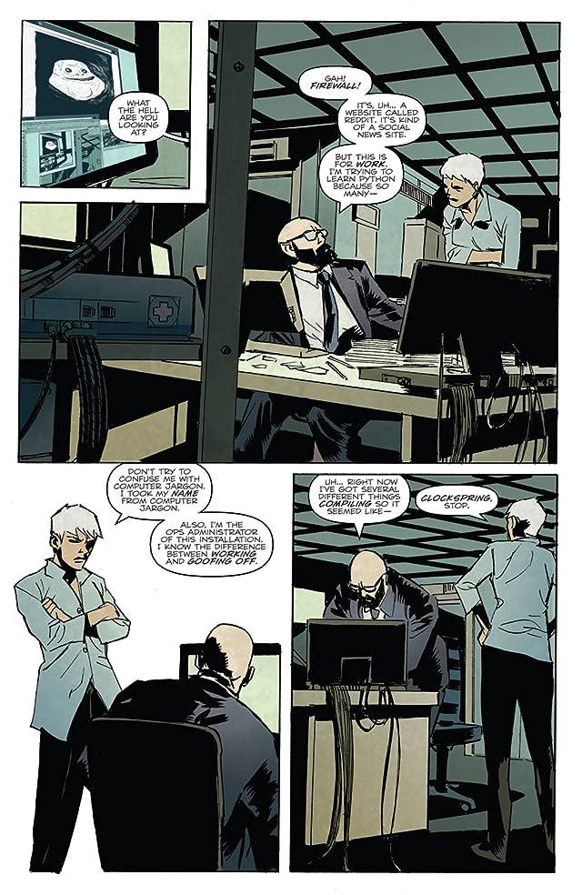 click for super-sized previews of G.I. Joe: The Cobra Files #5