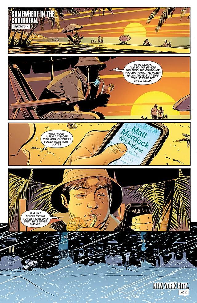 Daredevil: Dark Nights #3 (of 8)
