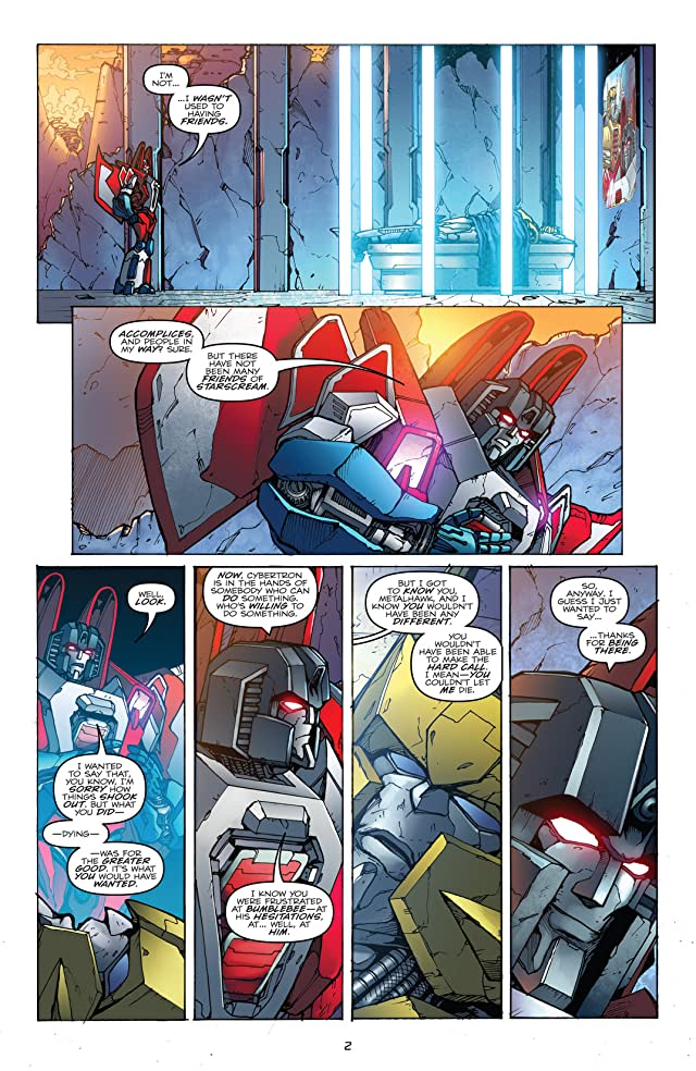 Transformers: Robots In Disguise (2011-) #20