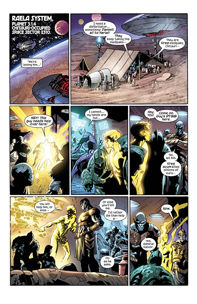 click for super-sized previews of Hunger (2013-) #2