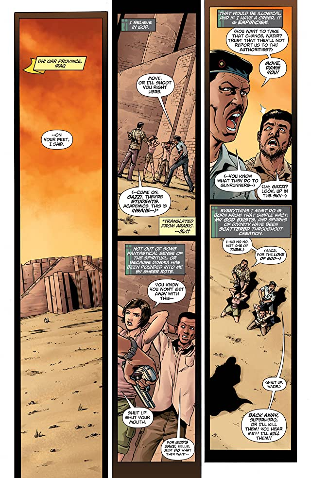 click for super-sized previews of Action Comics (1938-2011) #883