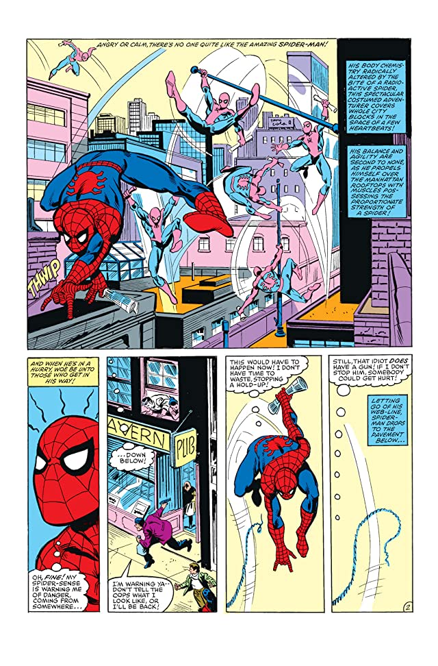 Amazing Spider-Man (1963-1998) #227
