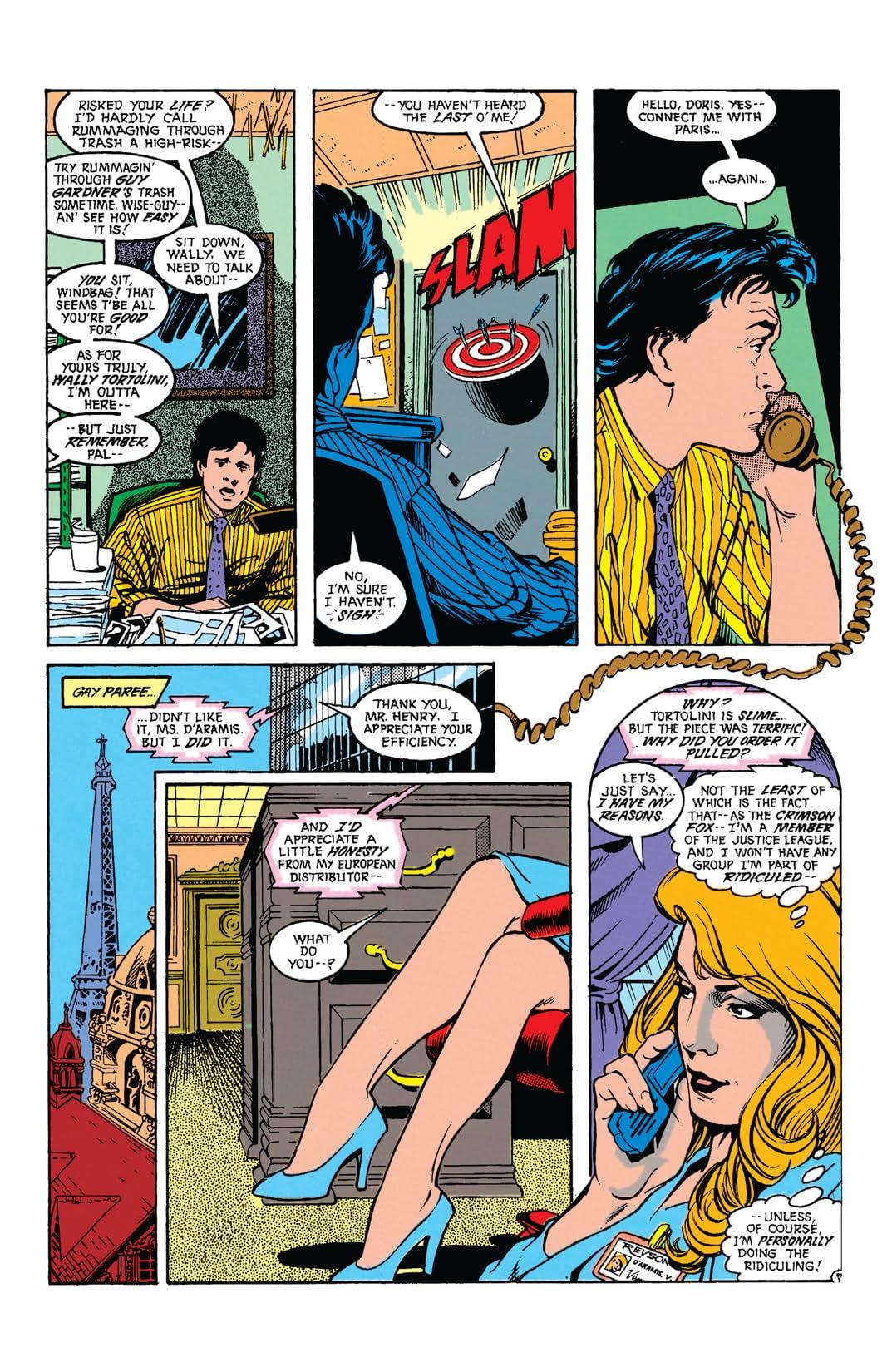Justice League America (1987-1996) #38