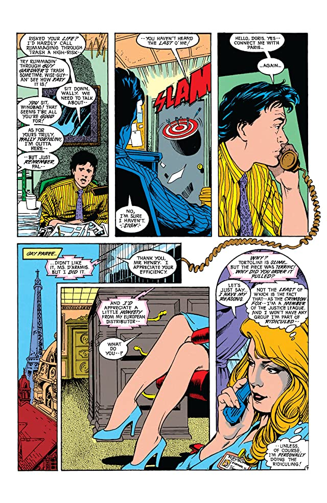 click for super-sized previews of Justice League of America (1987-1996) #38