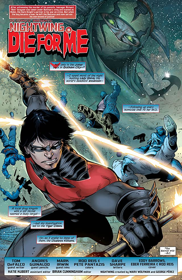 click for super-sized previews of Nightwing (2011-2014) #14