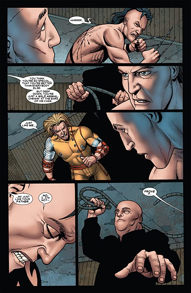 click for super-sized previews of Wolverine: Origins #15