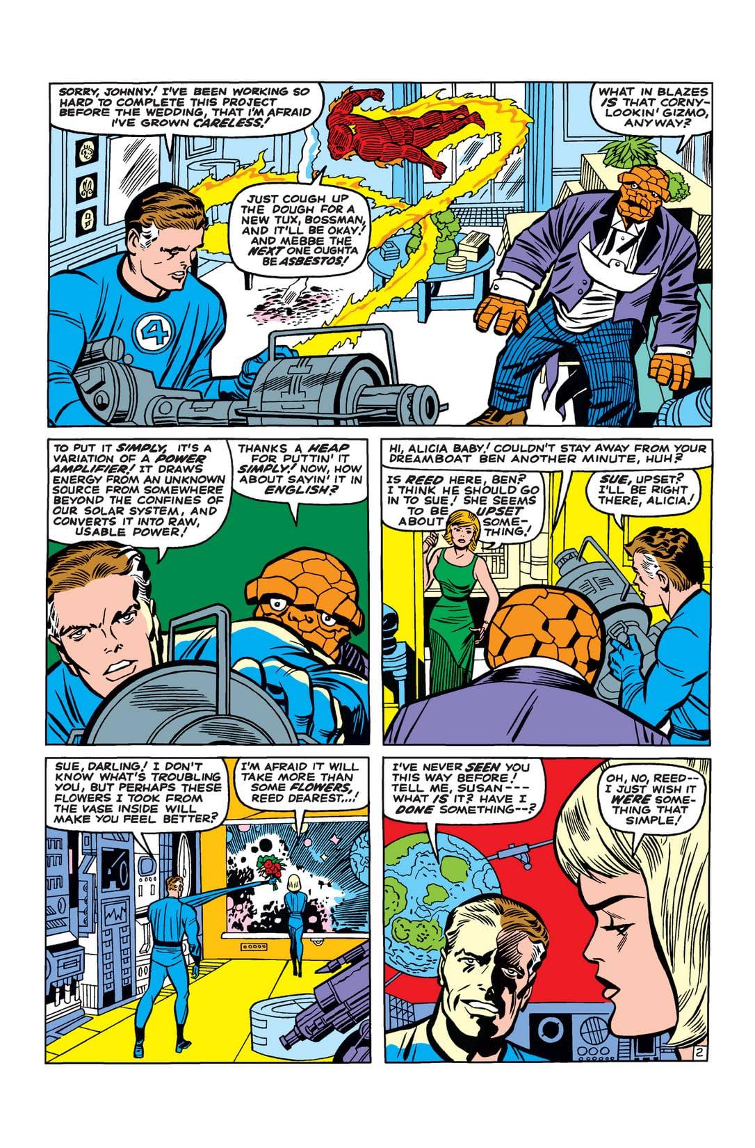 Fantastic Four (1961-1998) #37