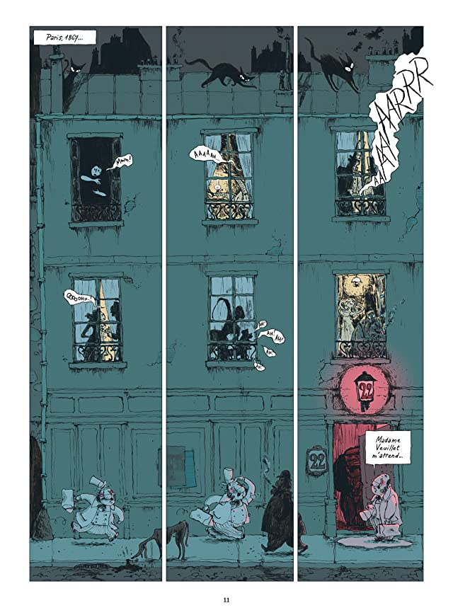 Chambres Noires Vol. 1: Esprit, es-tu là ?