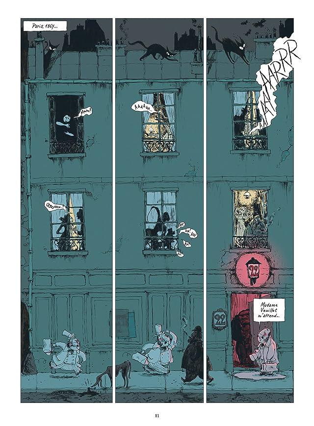 click for super-sized previews of Chambres Noires Vol. 1: Esprit, es-tu là ?