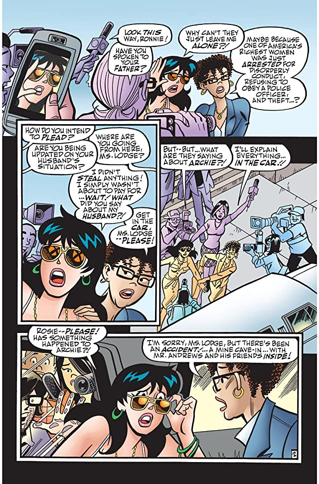 Archie Marries Veronica #18