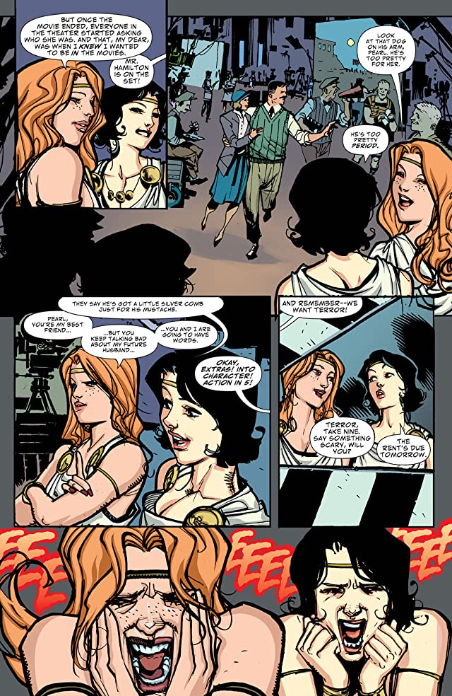 click for super-sized previews of American Vampire #1