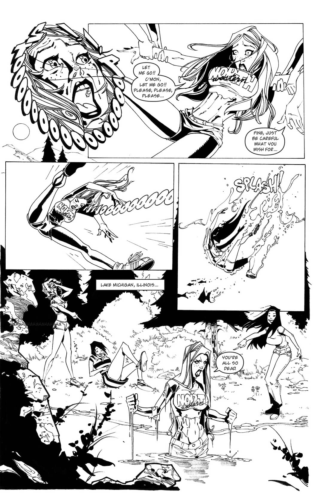 Mike Raicht's Creature Feature #1