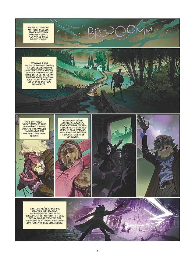 Les contes de l'ère du Cobra Vol. 2: Révolution