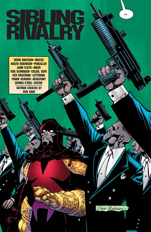 click for super-sized previews of Batman: Gotham Knights #14