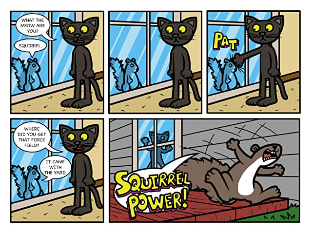 click for super-sized previews of Caaats! #2