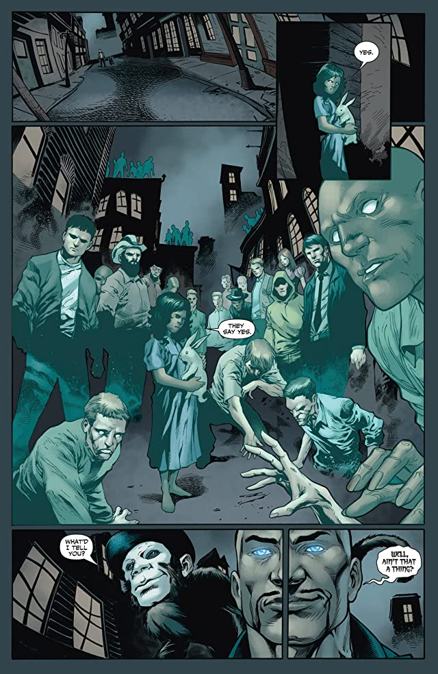 click for super-sized previews of Shadowman (2012- ) #9: Digital Exclusives Edition