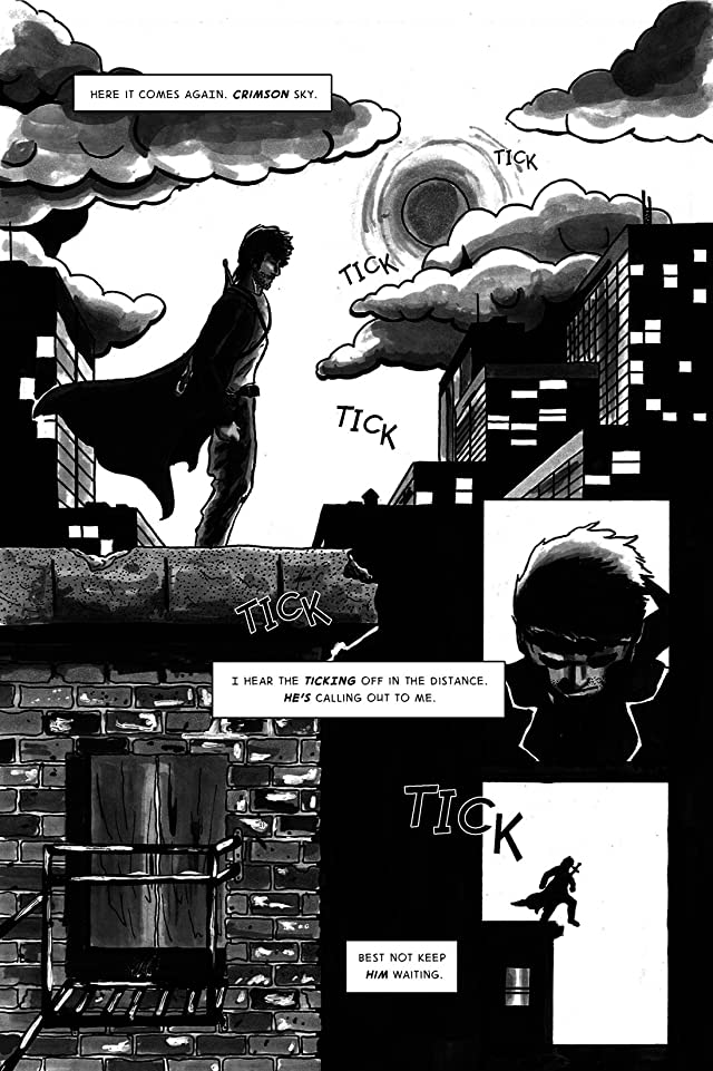 click for super-sized previews of The Jacket #1