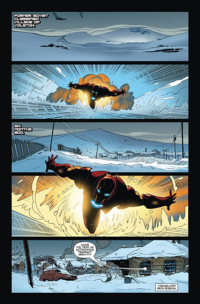 click for super-sized previews of Iron Man vs. Whiplash #1