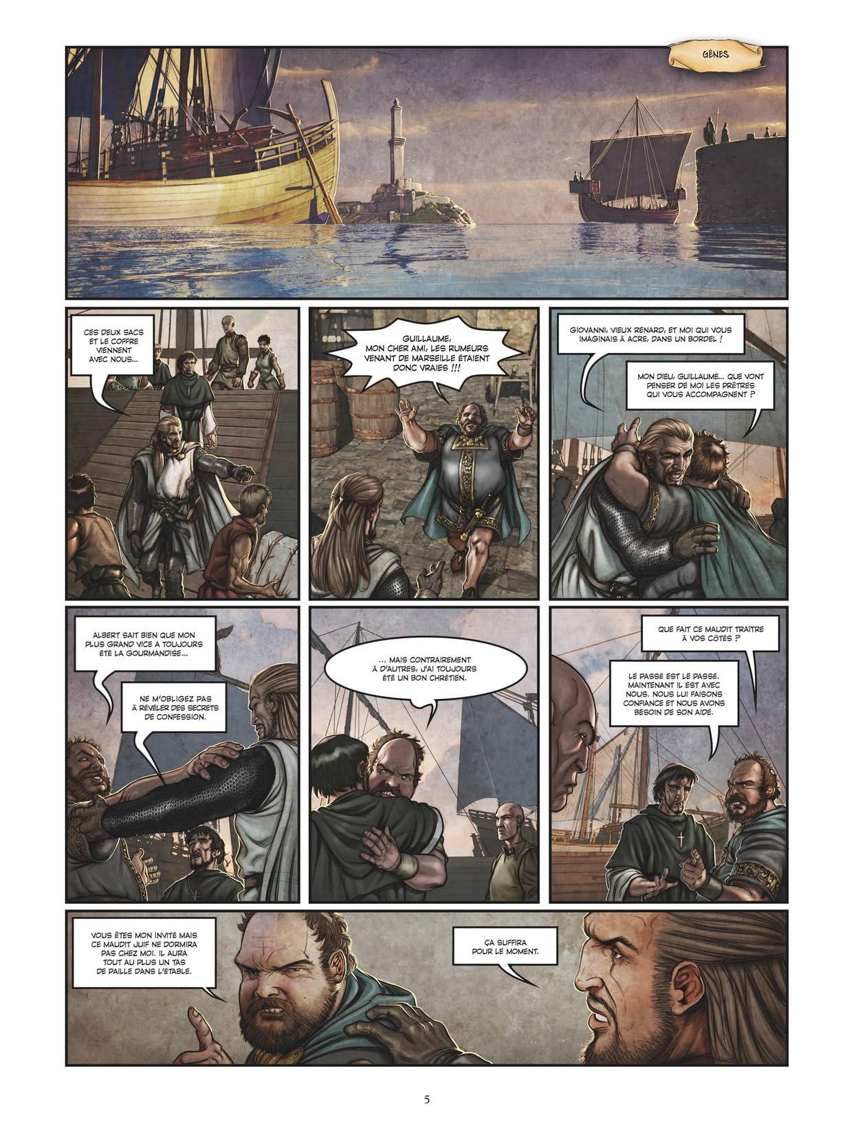 Chasseurs de reliques Vol. 2: La vie éternelle
