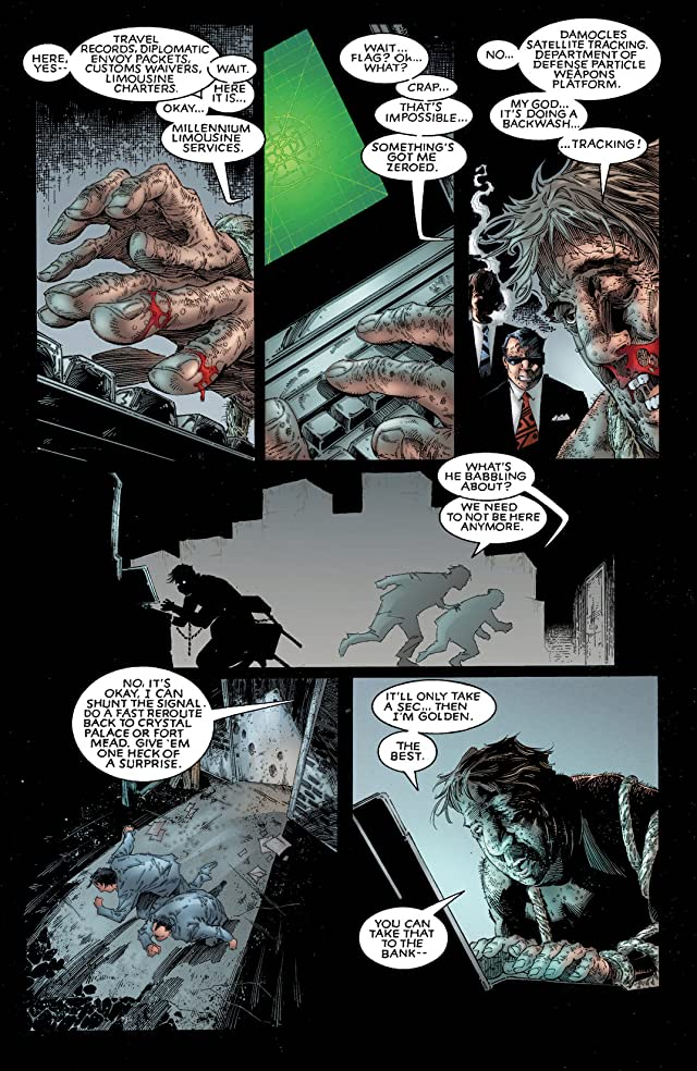 click for super-sized previews of Curse of the Spawn #18