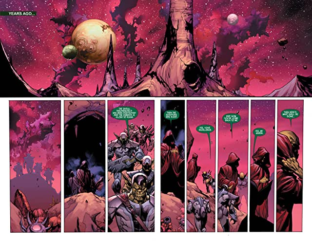 Secret Invasion #1 (of 8)