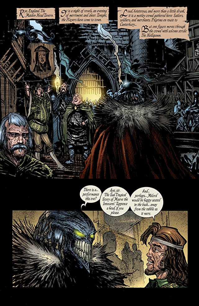 Spawn: The Dark Ages #9